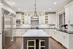 Ashboro NC marble kitchen Exclusive Marble & Granite Greensboro