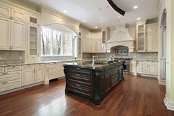 Island NC Granite kitchen Exclusive Marble & Granite Greensboro