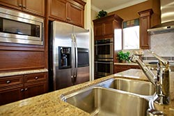undermount sink Greensboro NC Granite kitchen Exclusive Marble & Granite Greensboro